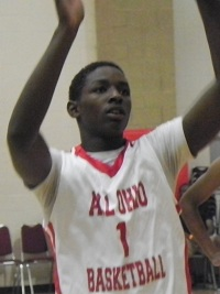 Jae'sean Tate is TDP's #1 ranked SF in Ohio's 2014 class