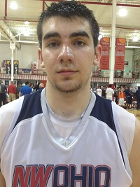 Dakota Mathias committed to Purdue on Sunday after Spiece.
