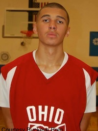 Jayden Sayles is one of Ohio's top freshman prospects